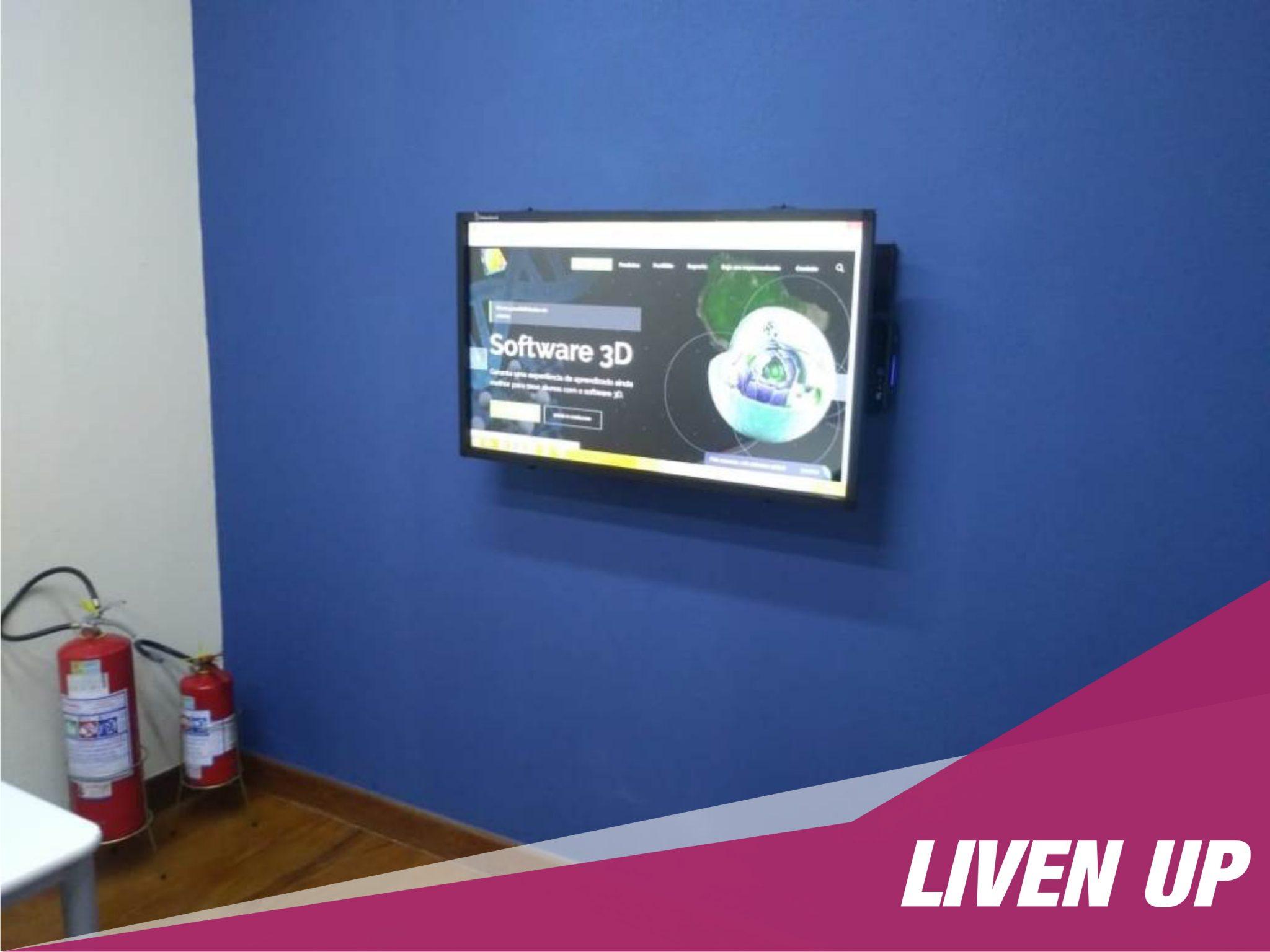 TV Touchscreen